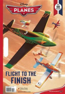 Flight to the Finish (Disney Planes) av Ellen O'Hara (Heftet)