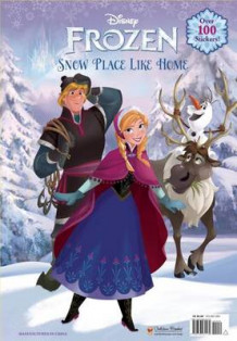 Frozen: Snow Place Like Home av Rh Disney (Heftet)