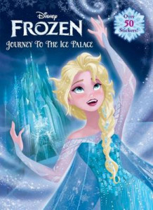 Frozen: Journey to the Ice Palace av Rh Disney (Heftet)