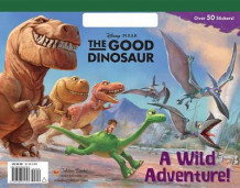 A Wild Adventure!(disney/Pixar the Good Dinosaur) av Ellen O'Hara (Heftet)