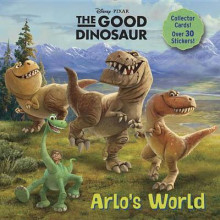 Arlo's World (Disney/Pixar the Good Dinosaur) av Frank Berrios, Random House Disney og Kristen L Depken (Heftet)