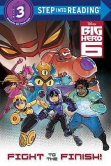 Big Hero 6: Fight to the Finish! av Bill Scollon (Heftet)