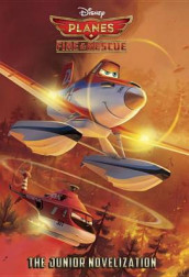 Planes: Fire & Rescue the Junior Novelization av Suzanne Francis (Heftet)