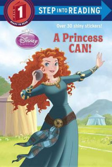 A Princess Can! (Disney Princess) av Apple Jordan (Heftet)