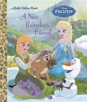 A New Reindeer Friend (Disney Frozen) av Jessica Julius (Innbundet)