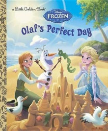 Olaf's Perfect Day (Disney Frozen) av Jessica Julius (Innbundet)