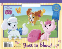 Best in Show! (Disney Princess: Palace Pets) av Courtney Carbone (Heftet)