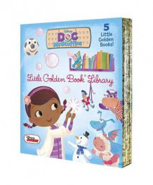 Doc McStuffins Little Golden Book Library (Disney Junior: Doc McStuffins) av Various (Innbundet)