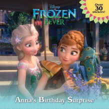 Frozen Fever: Anna's Birthday Surprise (Disney Frozen) av Various (Heftet)