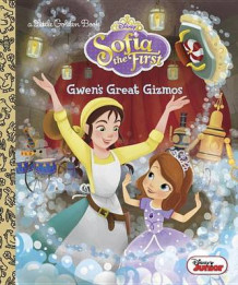 Gwen's Great Gizmos (Disney Junior: Sofia the First) av Melissa Arps og Melissa Lagonegro (Innbundet)