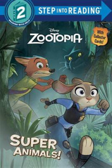 Zootopia Super Animals! av Rico Green (Heftet)