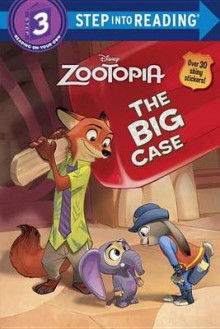 Zootopia the Big Case av Random House Disney og Bill Scollon (Heftet)