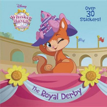 The Royal Derby (Disney Palace Pets: Whisker Haven Tales) av Random House Disney (Heftet)