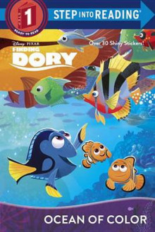 Ocean of Color (Disney/Pixar Finding Dory) av Bill Scollon (Heftet)