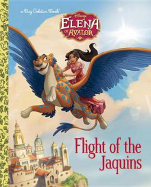 Flight of the Jaquins (Disney Elena of Avalor) av Rh Disney (Innbundet)
