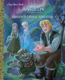 Kristoff's Crystal Adventure (Disney Frozen: Northern Lights) av Apple Jordan (Innbundet)