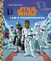 I Am a Stormtrooper (Star Wars) av Golden Books (Innbundet)