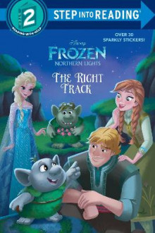 The Right Track (Disney Frozen: Northern Lights) av Apple Jordan (Heftet)