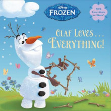 Olaf Loves . . . Everything! (Disney Frozen) av Andrea Posner-Sanchez (Heftet)