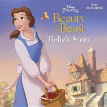 Belle's Story (Disney Beauty and the Beast) av Melissa Lagonegro (Heftet)
