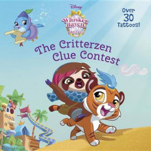 The Critterzen Clue Contest (Disney Palace Pets: Whisker Haven Tales) av Rh Disney (Heftet)