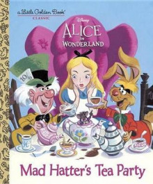 Mad Hatter's Tea Party (Disney Alice in Wonderland) av Jane Werner (Innbundet)