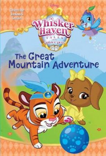 The Great Mountain Adventure (Disney Palace Pets: Whisker Haven Tales) av Tennant Redbank (Heftet)