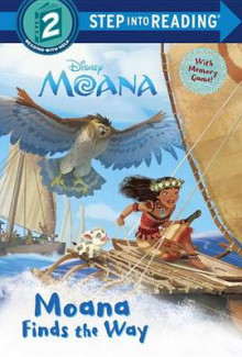 Moana Finds the Way (Disney Moana) av Rh Disney (Heftet)