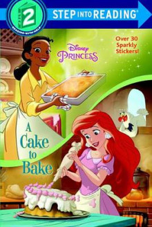 A Cake to Bake (Disney Princess) av Apple Jordan (Heftet)