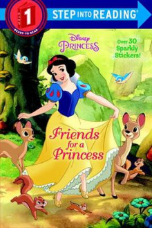 Friends for a Princess (Disney Princess) av Melissa Lagonegro (Heftet)