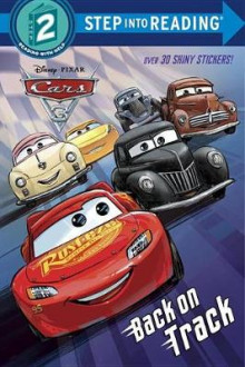 Back on Track (Disney/Pixar Cars 3) av Rh Disney (Heftet)