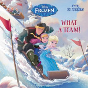 What a Team! (Disney Frozen) av Calliope Glass (Heftet)