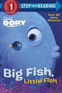 Big Fish, Little Fish (Disney/Pixar Finding Dory) av Christy Webster (Heftet)