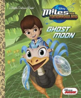 Omslag - Ghost Moon (Disney Junior: Miles from Tomorrowland)