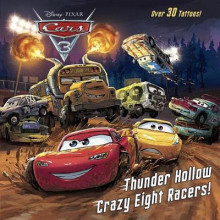 Thunder Hollow Crazy Eight Racers! (Disney/Pixar Cars 3) av Kristen L Depken (Heftet)