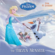 The Frozen Monster (Disney Frozen) av Rh Disney (Heftet)