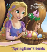 Omslag - Springtime Friends (Disney Princess)