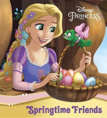 Springtime Friends (Disney Princess) av Rh Disney (Pappbok)
