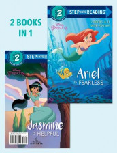 Ariel Is Fearless/Jasmine Is Helpful (Disney Princess) av Suzanne Francis og Liz Marsham (Heftet)