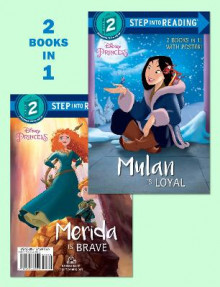 Mulan Is Loyal/Merida Is Brave (Disney Princess) av Rh Disney (Heftet)
