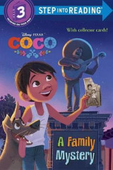 Omslag - Coco Deluxe Step Into Reading with Cardstock (Disney/Pixar Coco)