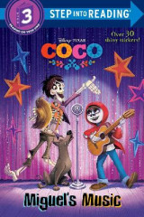 Omslag - Coco Deluxe Step Into Reading with Stickers (Disney/Pixar Coco)