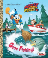 Omslag - Gone Fishing! (Disney Junior: Mickey and the Roadster Racers)