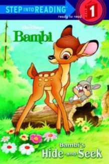Bambi's Hide-And-Seek (Disney Bambi) av Andrea Posner-Sanchez (Innbundet)