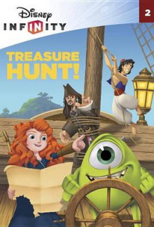 Treasure Hunt! (Disney Infinity) av Amy Weingartner (Innbundet)