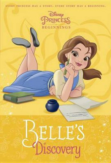 Disney Princess Beginnings: Belle's Discovery av Rh Disney (Innbundet)