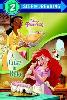 A Cake to Bake (Disney Princess) av Apple Jordan (Innbundet)