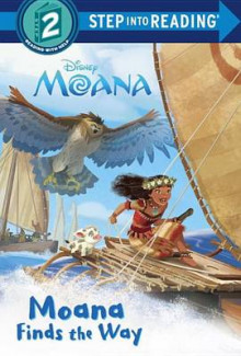 Moana Finds the Way (Disney Moana) av Susan Amerikaner (Innbundet)