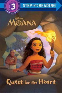 Quest for the Heart (Disney Moana) av Susan Amerikaner (Innbundet)