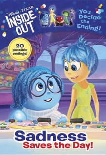 Disney/Pixar Inside Out: Sadness Saves the Day! av Tracey West (Innbundet)